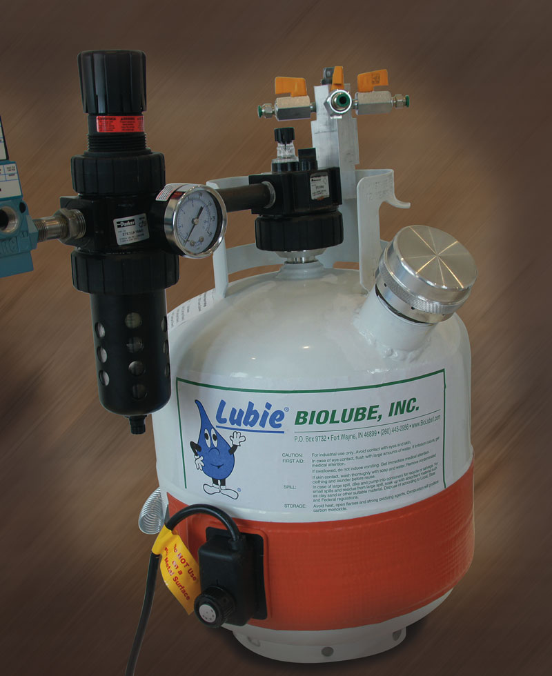 Lube Master Spray System